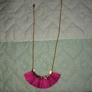 Stella & Dot Jewelry - Stella and dot fringe necklace